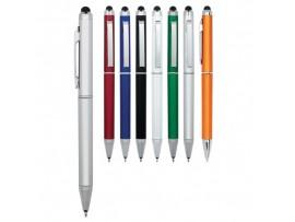 Dokunmatik Ekran Kalemleri Yarı Metal Plastik Gövde